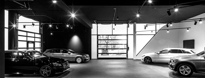 Mercedes-Benz, Darmstadt, Autohaus, Retail, Witte Projektmanagement, Projektsteuerung