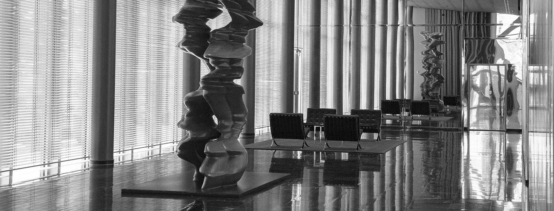 Dreischeibenhaus, Düsseldorf, Büro, Witte Projektmanagement, Projektsteuerung, AVA, Bauüberwachung