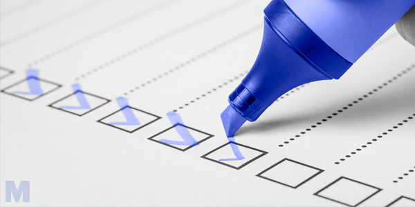 A checklist of topics you need to read and research before your interview