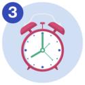 A UCAT alarm clock