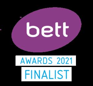 Bett Awards Finalist Logo