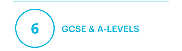 GCSE & A-levels
