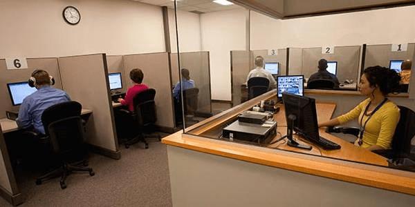 Photo of a UCAT test centre