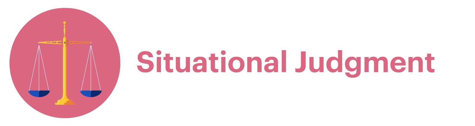UCAT Situational Judgement (SJT) icon