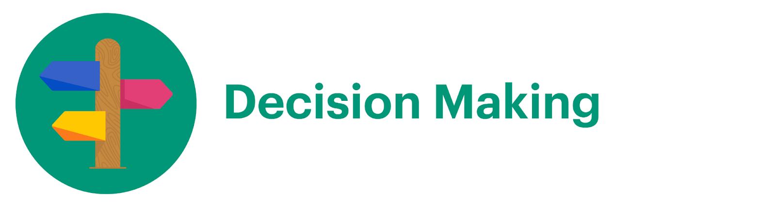 UCAT Decision Making (DM) icon.