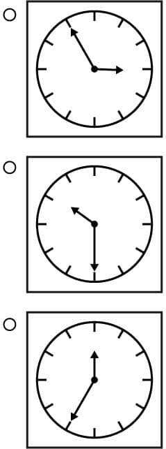 UCAT Abstract Reasoning (AR) Set A/Set B question example.