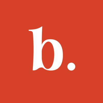 "Icone ""b"" de l'application Bellapp"