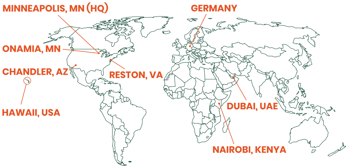Makwa Global Locations