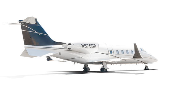 Learjet 60 Aircraft