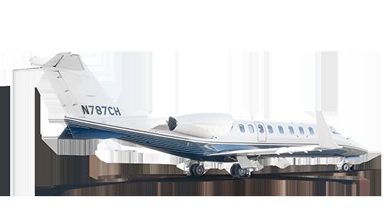 Learjet 45XR Aircraft