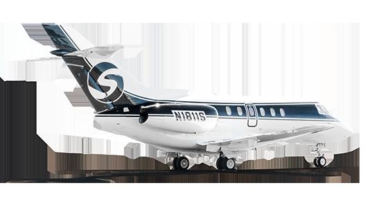 Hawker 800XPi Aircraft