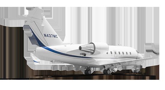 Challenger 604 Aircraft