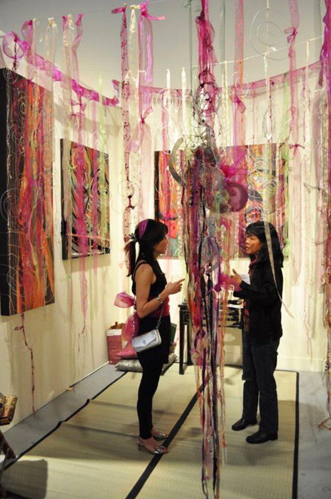 Healing Room<br>Spiritual Energy Healing Installation