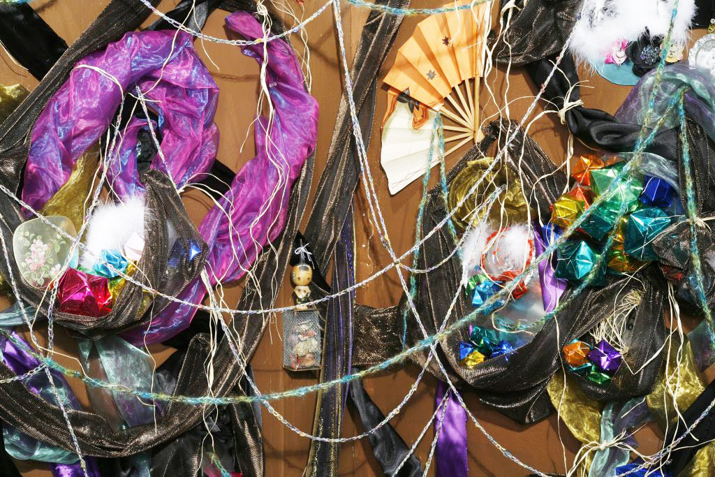 Nest of Departure<br>Protection and Healing Installation