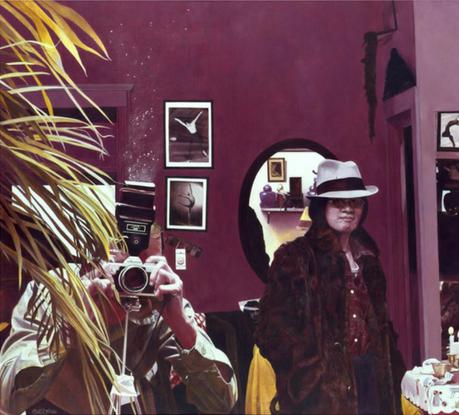 Déjà Vu. Acrylic on canvas. © 1986