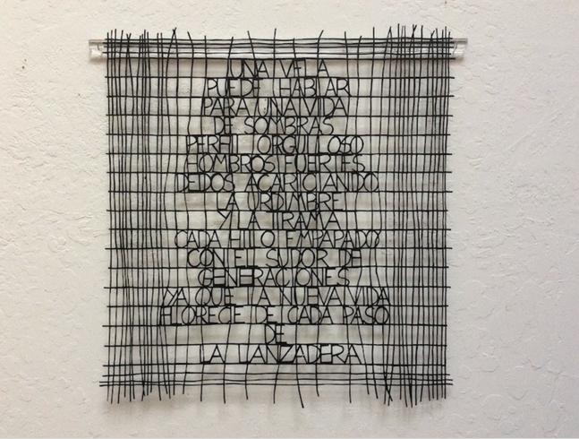 Una Vela, Handcut paper, 2014