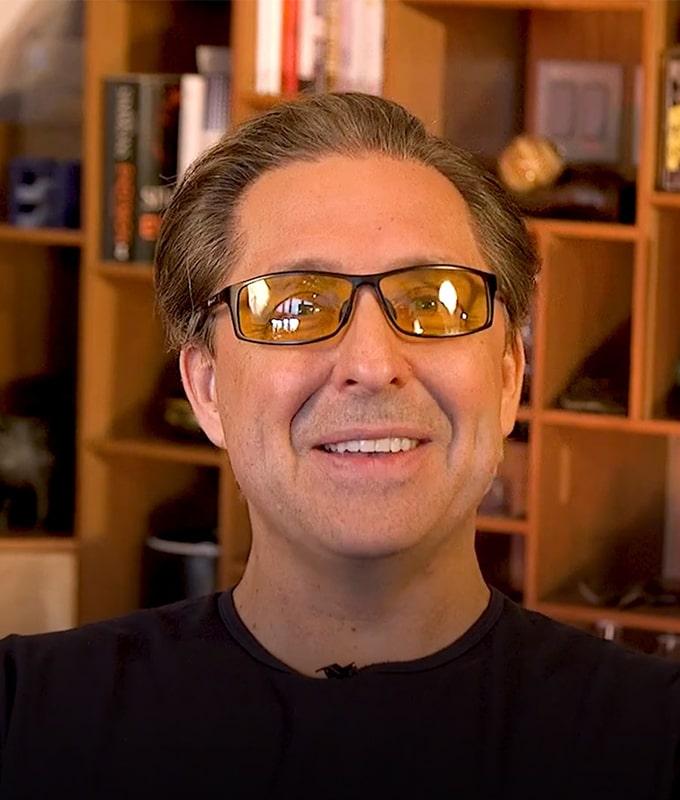 Image of Dave Asprey, founder of Bulletproof Nutrition.