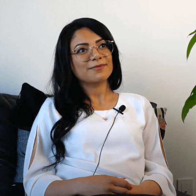 Ramona Saeedi