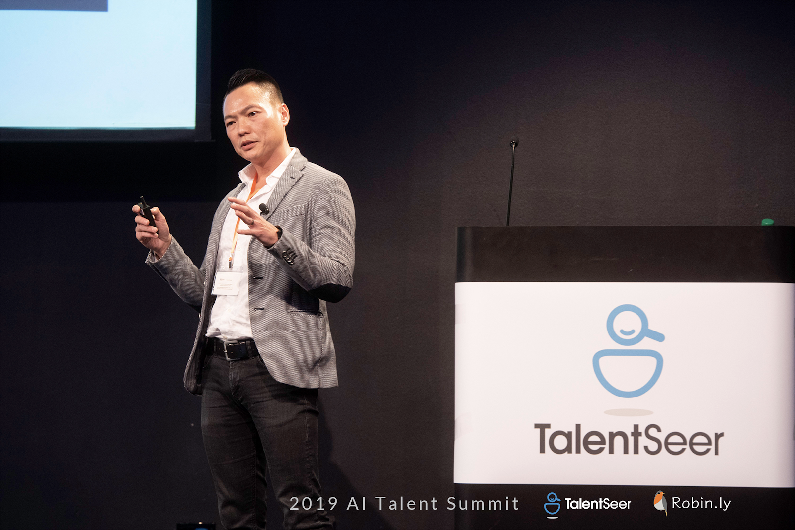 Luan Lam,  Global VP of Talent @ Harness; Talent Advisor @ Unusual Ventures -  2019 AI Talent Summit Highlights: Building Teams for The Future of AI