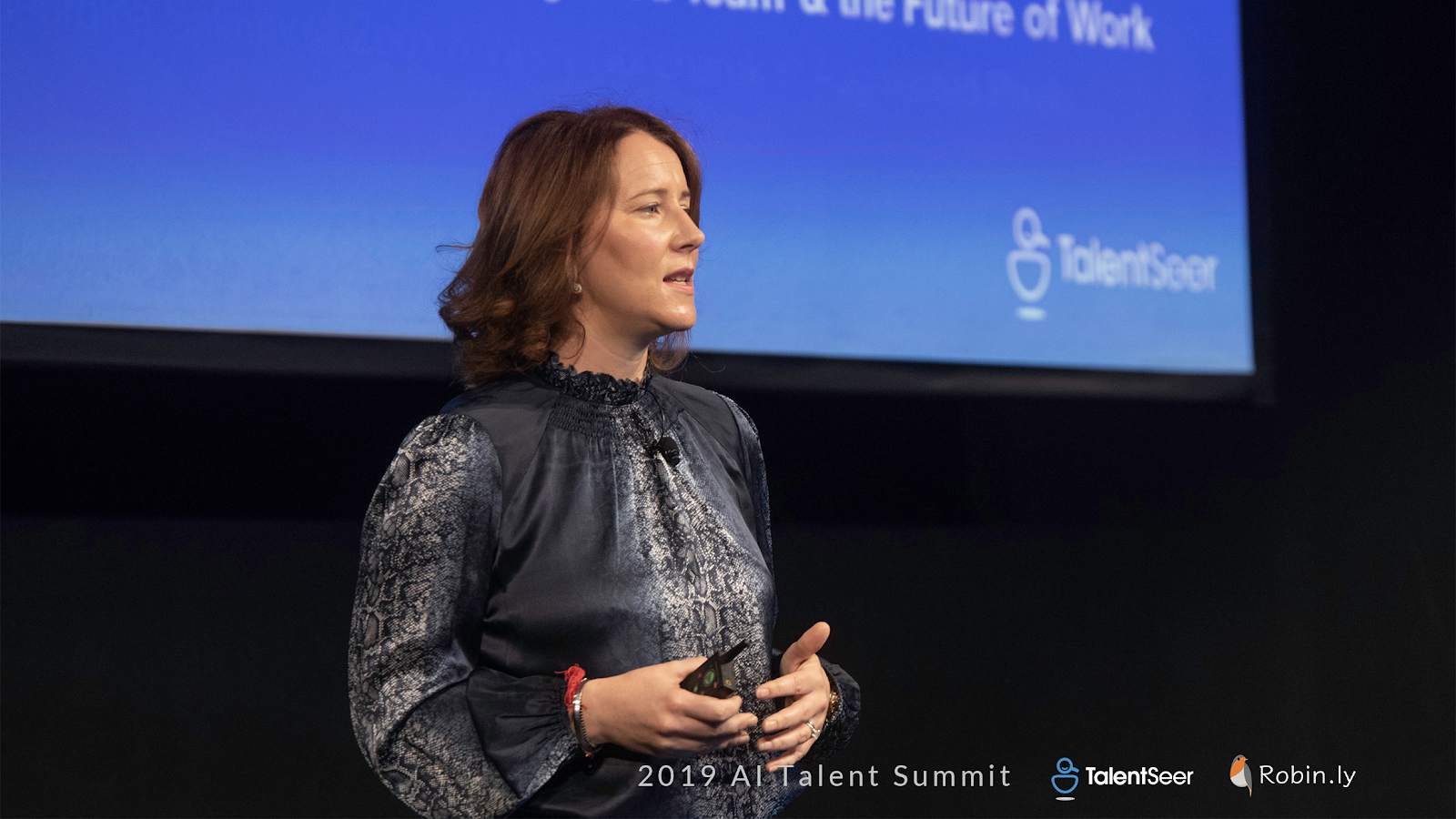 Margaret Laffan, VP of Business Development @ TalentSeer & Robin.ly - 2019 AI Talent Summit Highlights: Building Teams for The Future of AI