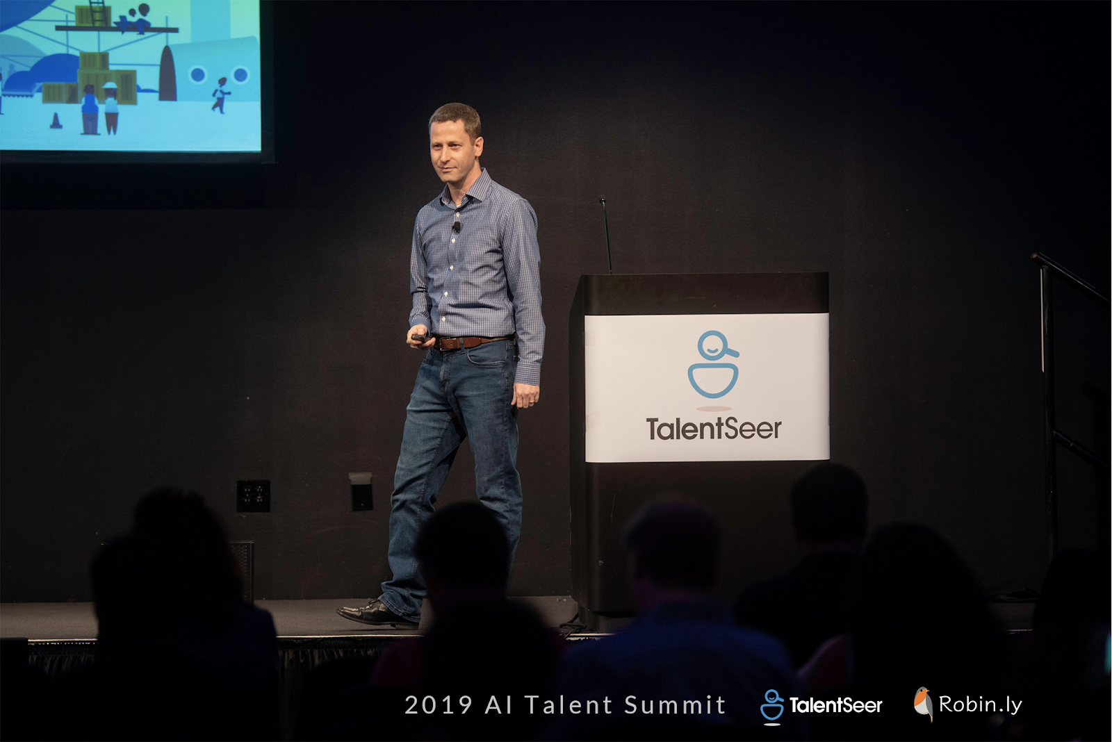 2019 AI Talent Summit Highlights: Building Teams for The Future of AI - Gil Arditi