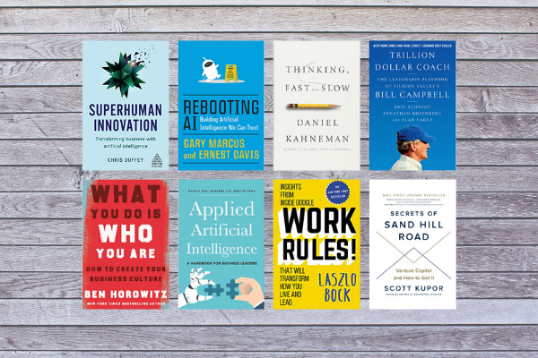 8 Books to Read in 2020 For AI Leaders