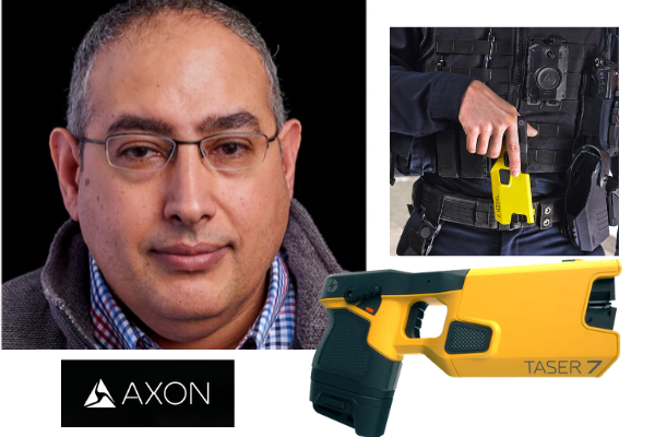 Former Amazon Machine Learning Leader Yasser Ibrahim Joins Axon as SVP of Artificial Intelligence to Lead Connected Public Safety Technology-TalentSeer AI Talent News Roundup April 3, 2020