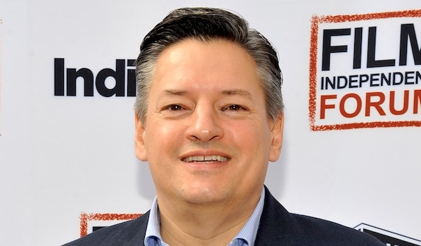 Ted Sarandos joins Reed Hastings as co-CEO for Netflix - TalentSeer AI Talent News