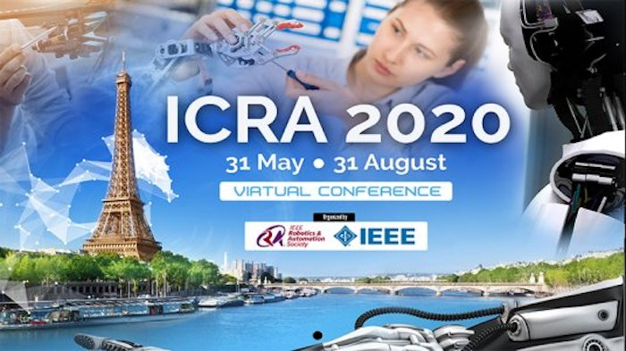 Check out some of the best papers from ICRA 2020: