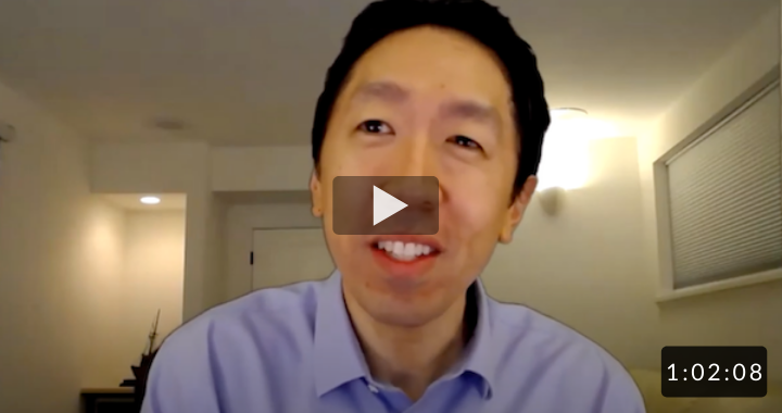 Featured Video 1: Andrew Ng: Bridging AI's Proof-of-Concept to Production Gap