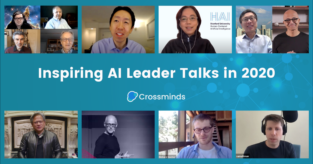Must-watch talks from 2020 featuring top AI leaders: