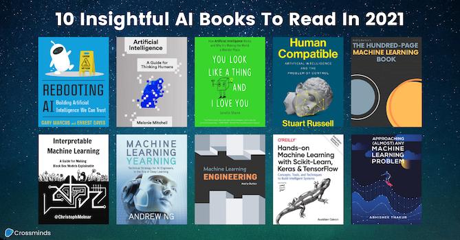 Featured Blog: 10 Insightful AI Books To Read in 2021