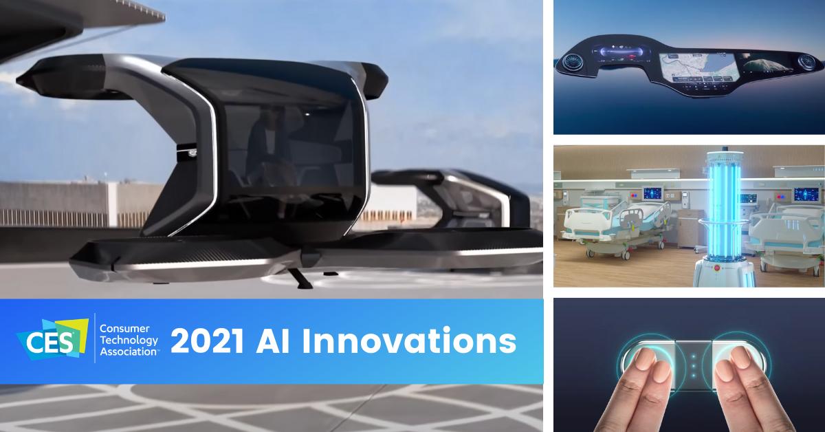 CES 2021 AI Innovations