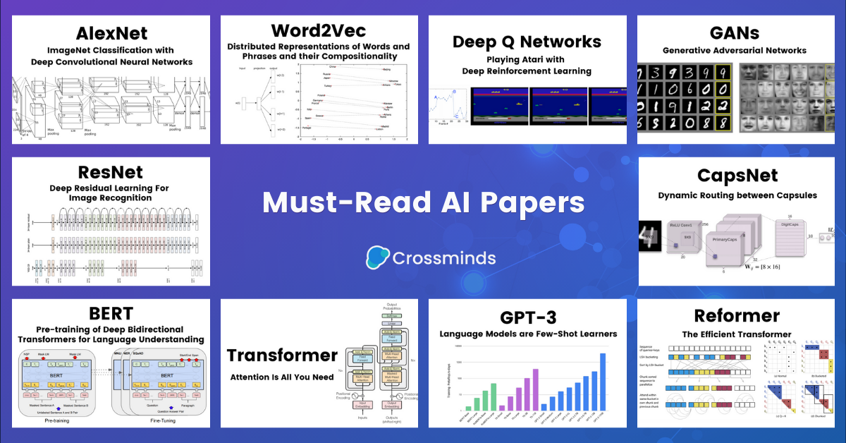 10 Must-Read AI Papers - Video Collection of Author Talks & Paper Reviews