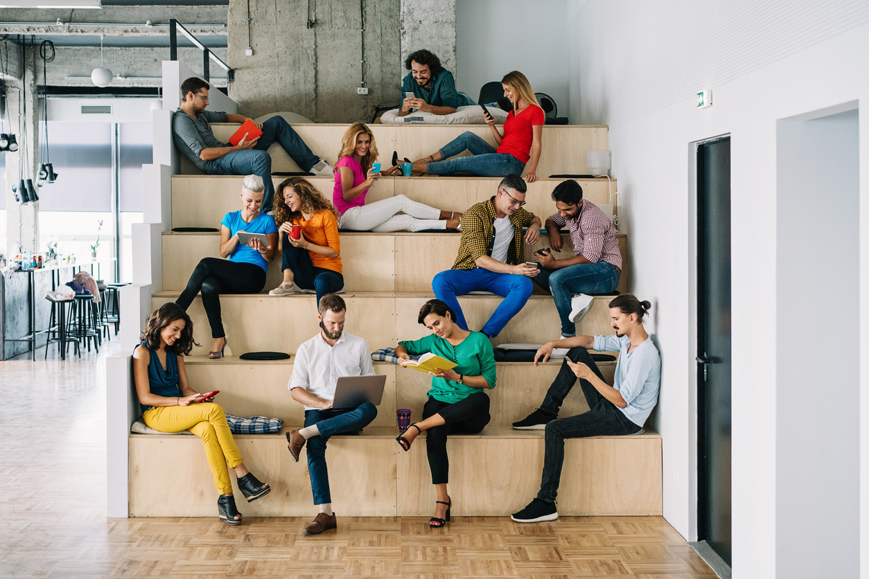 The role of internal communications in making a modern workplace