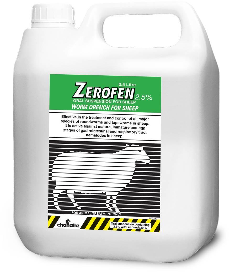 Zerofen 2.5%