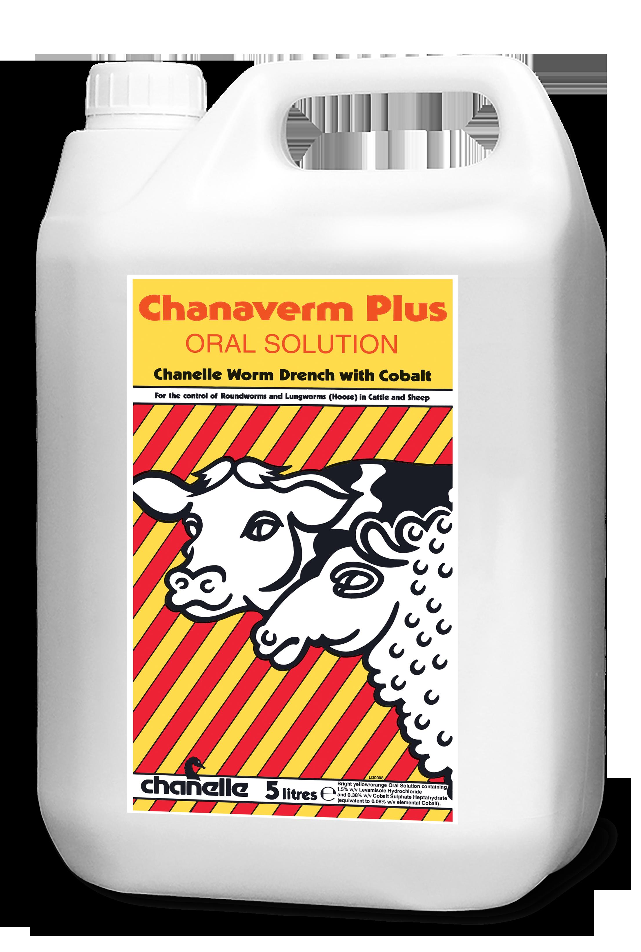 Chanaverm Plus