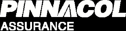 Pinnacol Assurance white logo PNG