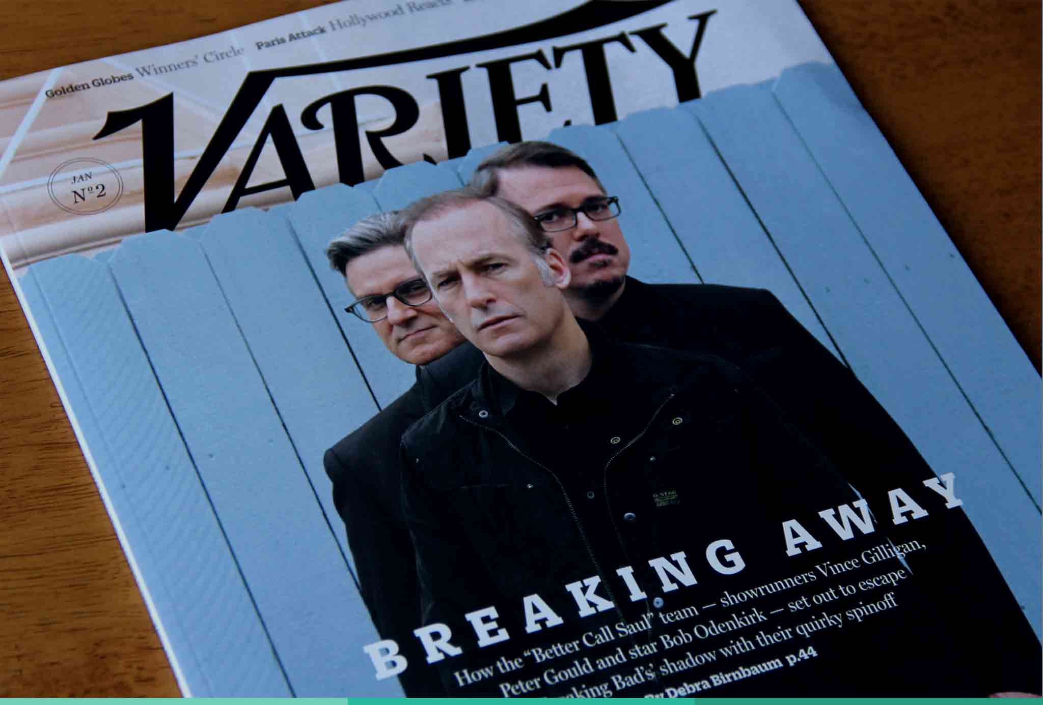 Variety stopped printing its daily magazine in 2013 but continues to capture the attention of influential Hollywood executives online