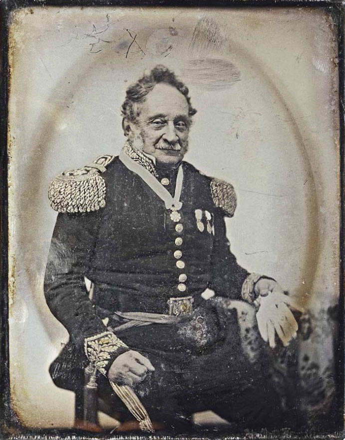 General Jose Matias Zapiola (Paternal 3x great Grandfather)• Commander of the Horse Grenadier Regiment of Argentina• Commander of the Fluvial Naval Squadron of Buenos Aires• Naval Commander and Minister of War and the Navy in the Cabinet of Governor Valentin Alsina of Buenos Aires• Was General Jose de San Martin's right hand man in Argentine Civil War for Independence• Brigadier General, O-7• 1780-1874