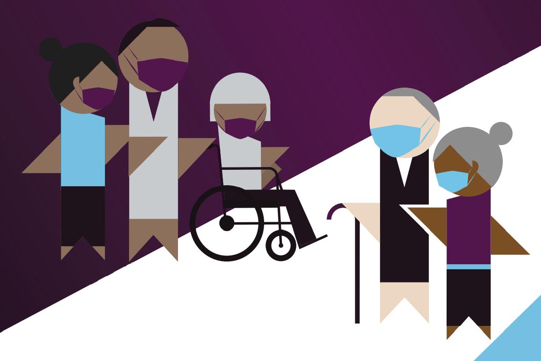 Le National Institute on Ageing (NIA; institut national sur le vieillissement) et l'Association médicale canadienne (AMC) ont présenté les conclusions d'un sondage national en ligne visant à évaluer l'opinion de 2 005 personnes au sujet des effets de la deuxième vague de la pandémie sur les systèmes de SLD du Canada. La majorité des personnes interrogées (86 %) – et 97 % des personnes âgées de 65 ans et plus – s'inquiètent de l'état actuel des SLD au Canada. Le temps est donc venu pour nos gouvernements d'intervenir.