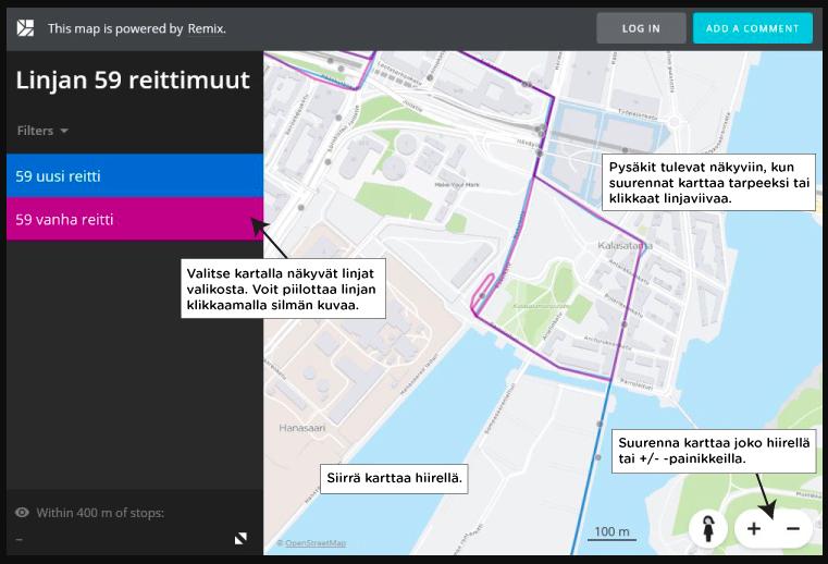 remix platform screenshot
