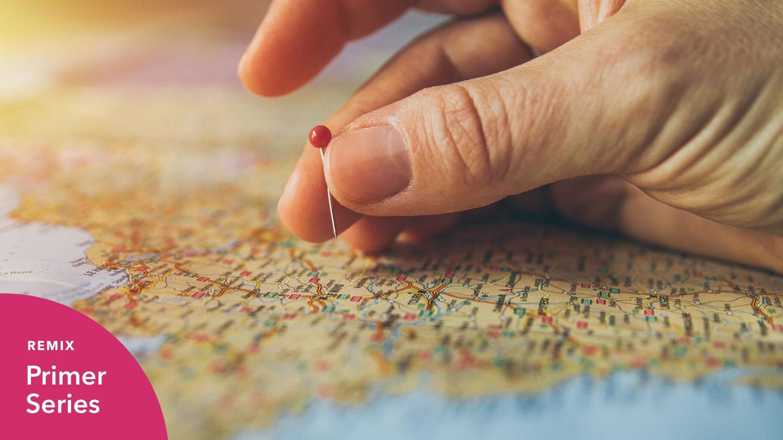 Software GIS 101: Guía para principiantes de la cartografía GIS