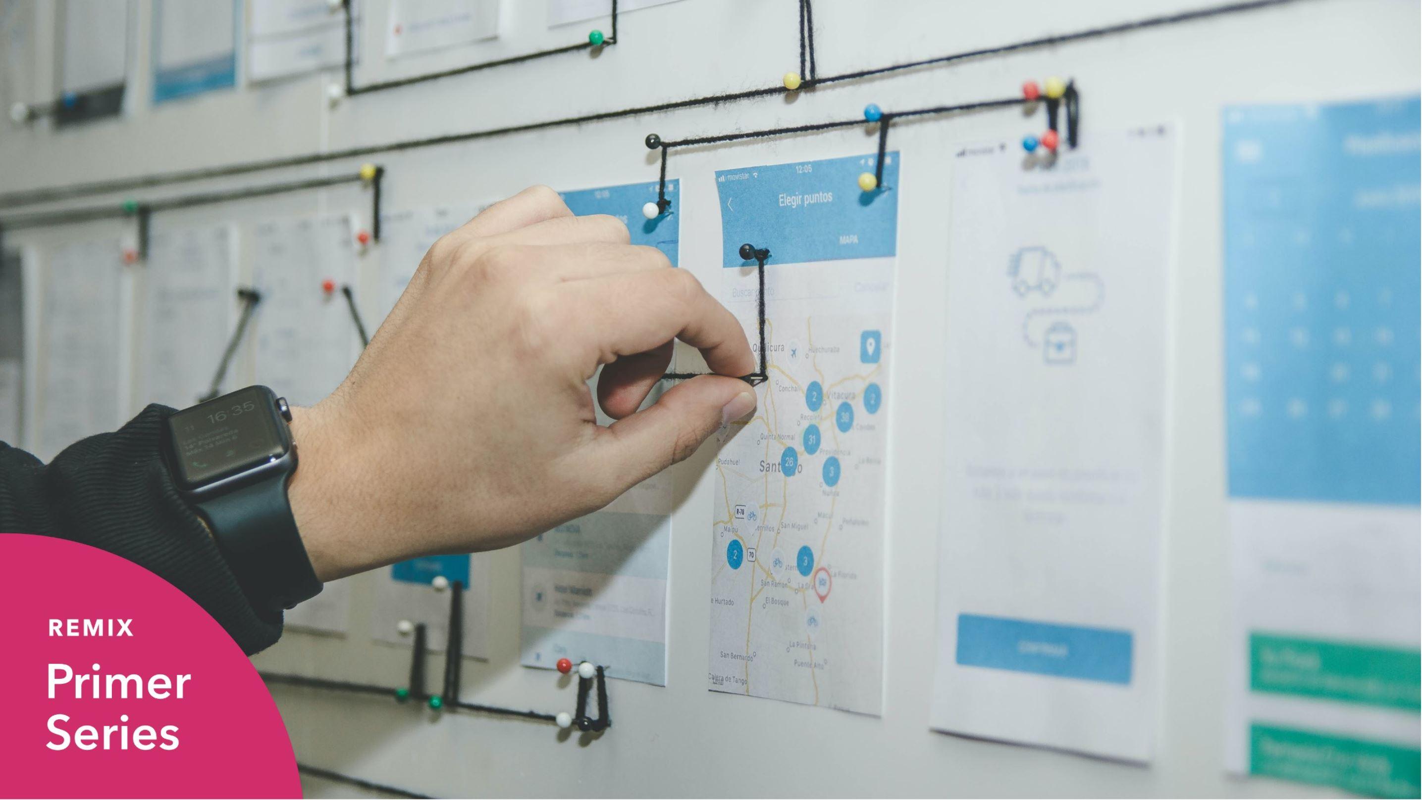 Porque é que o Mapeamento Colaborativo é o Futuro do Planeamento de Trânsito