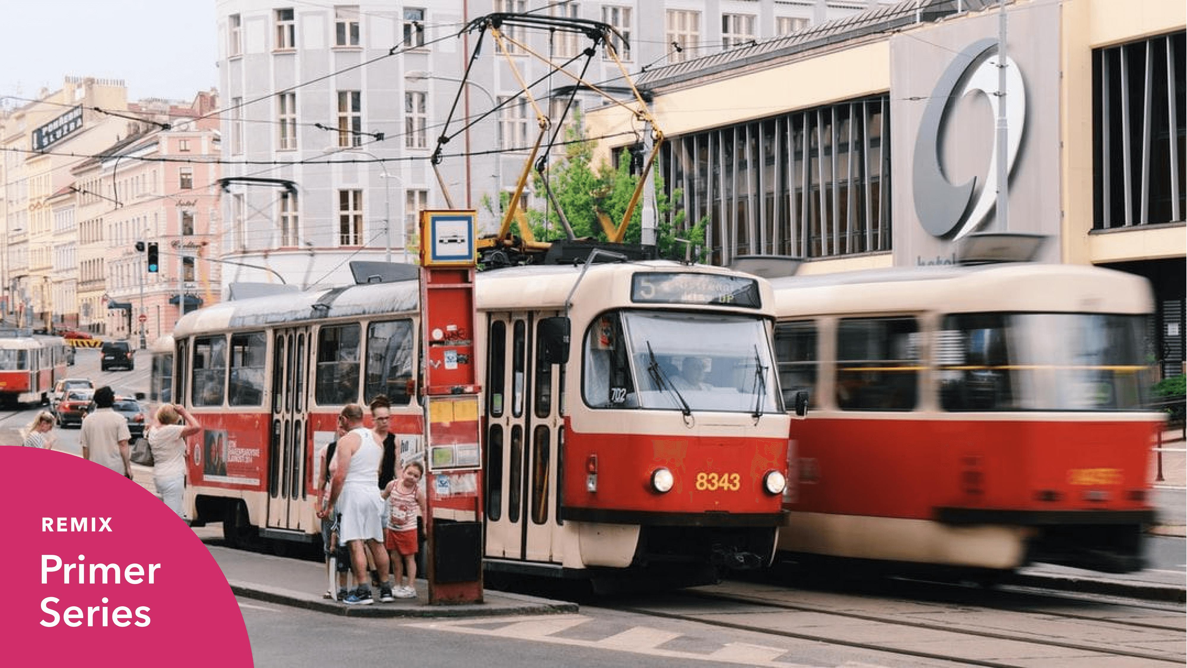 How to Streamline Public Transportation Planning and Improve Public Transport