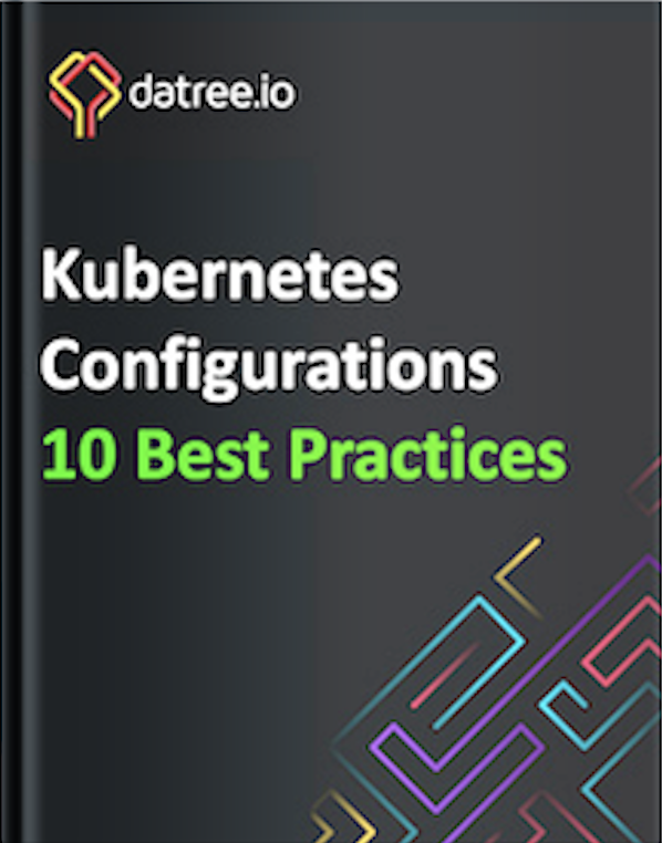 Cover of Kubernetes Configurations 10 Best Practices guide