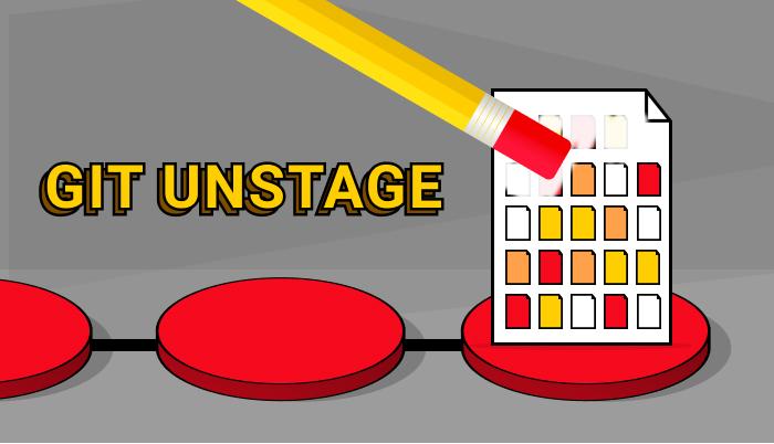 Git unstage [a Git commands tutorial]