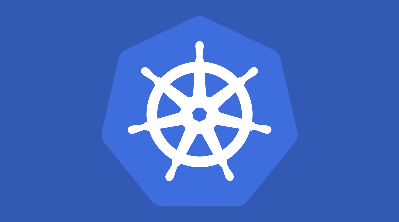 Blue Kubernetes Logo