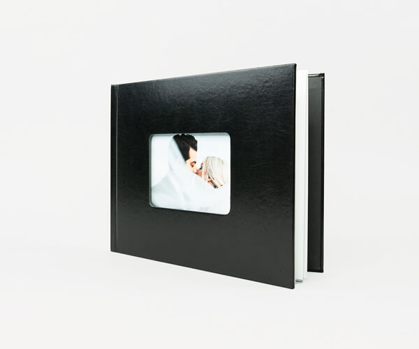 LEATHERETTE COVER PHOTO BOOK