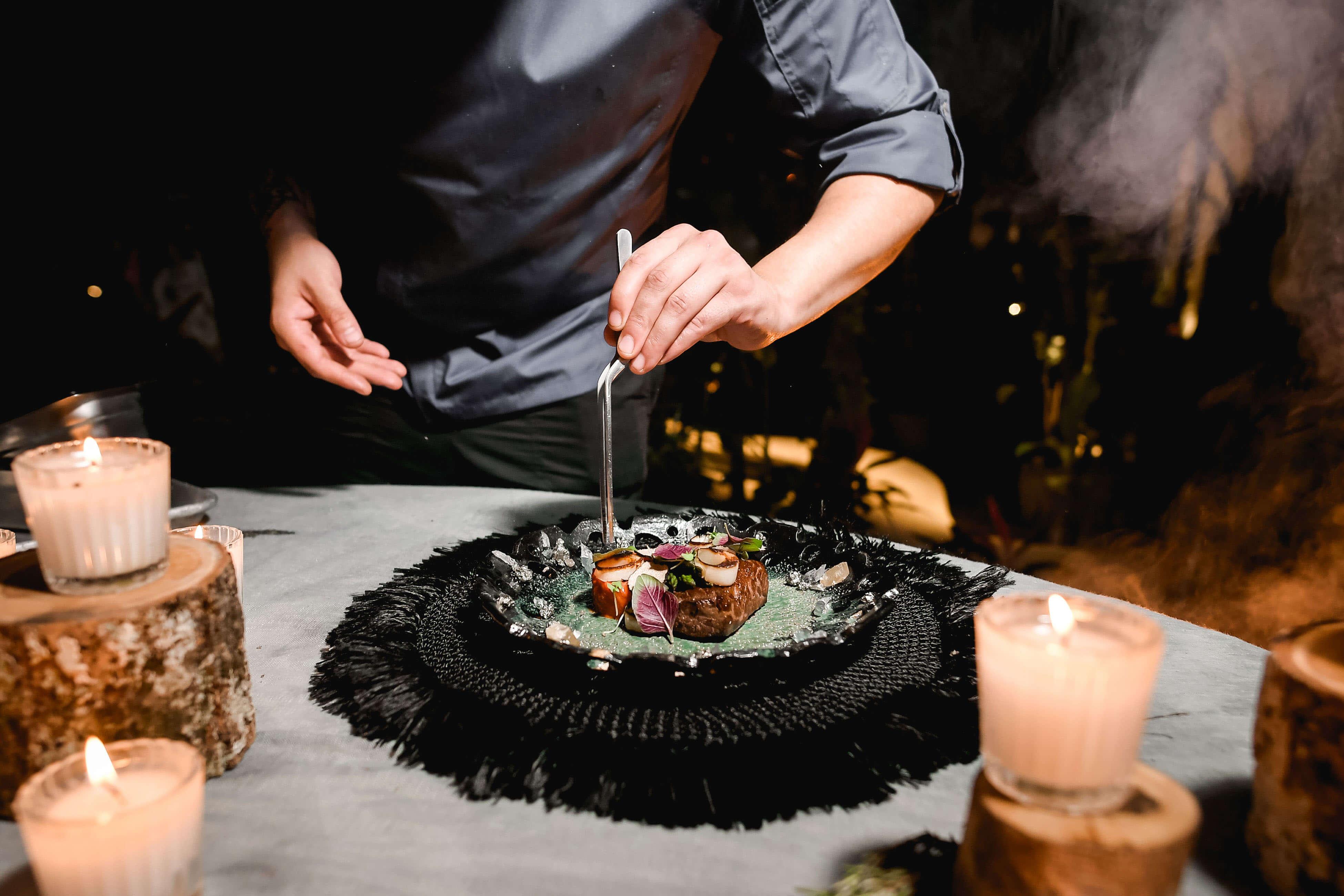 Azulik Cuisine